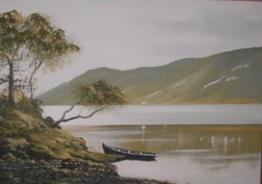 kylemore lake autumn
