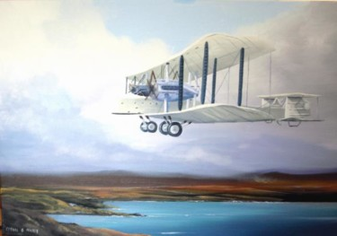 the flight of alcock and brown