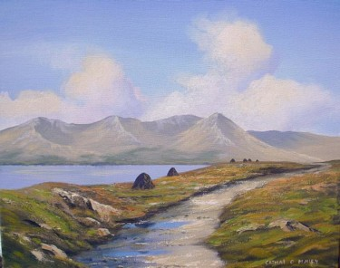 inagh valley sunshine