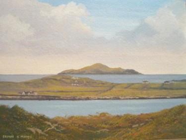 view of cruagh island
