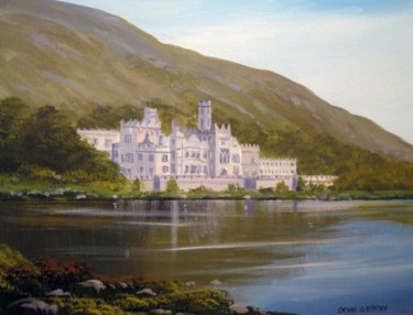 kylemore abbey,sept