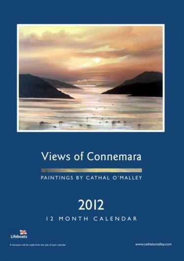 2012 calender of my paintings