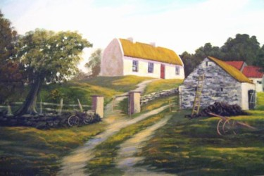 old galway cottage