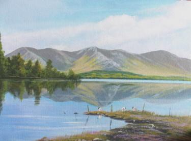 inagh lake reflections