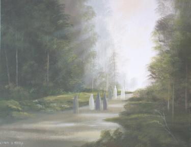 Spring light  -druids