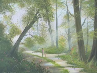 forest walk autumn