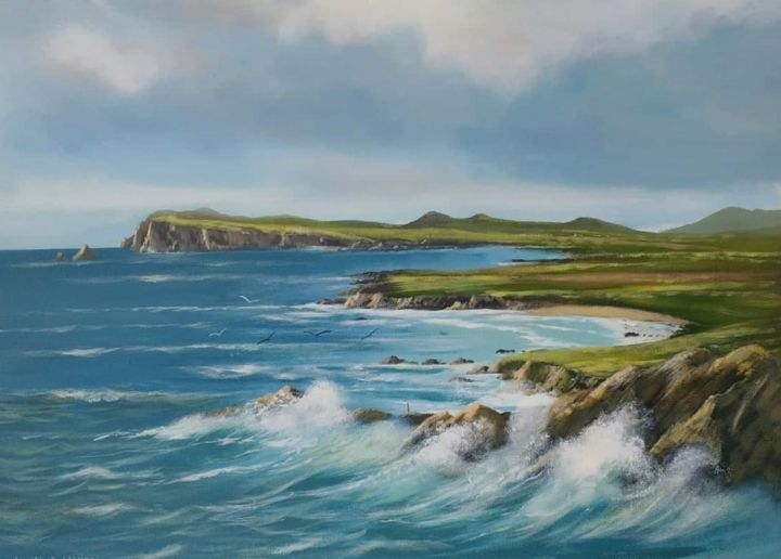 Cathal O Malley - slea head co kerry