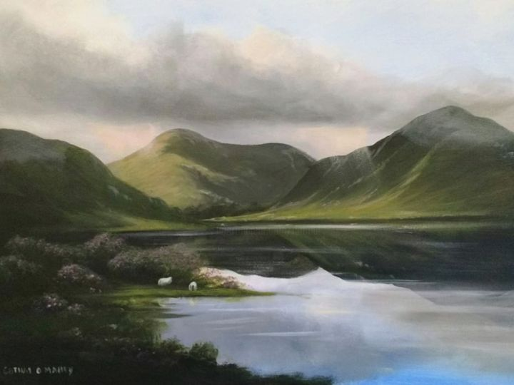 Cathal O Malley - doolough valley ,co mayo
