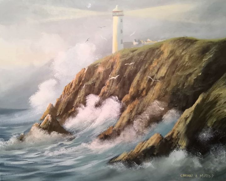 Cathal O Malley - wild atlantic