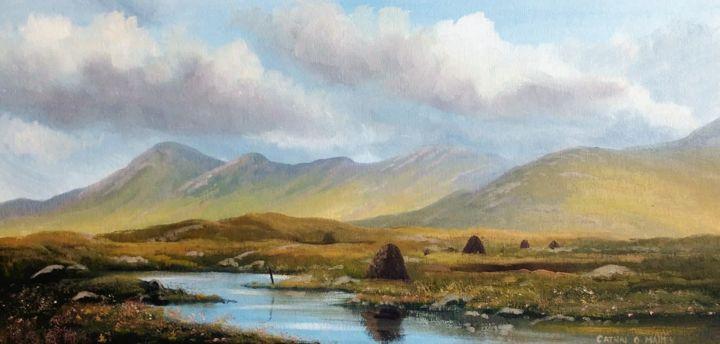 Cathal O Malley - the twelve bens,,,connemara