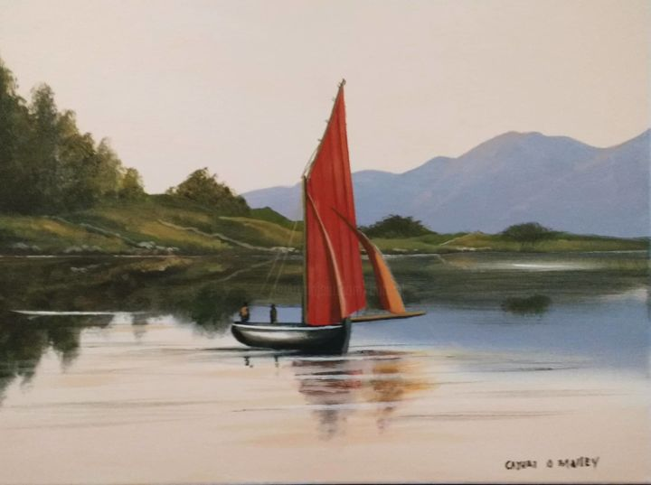 Cathal O Malley - carna bay hooker  dec