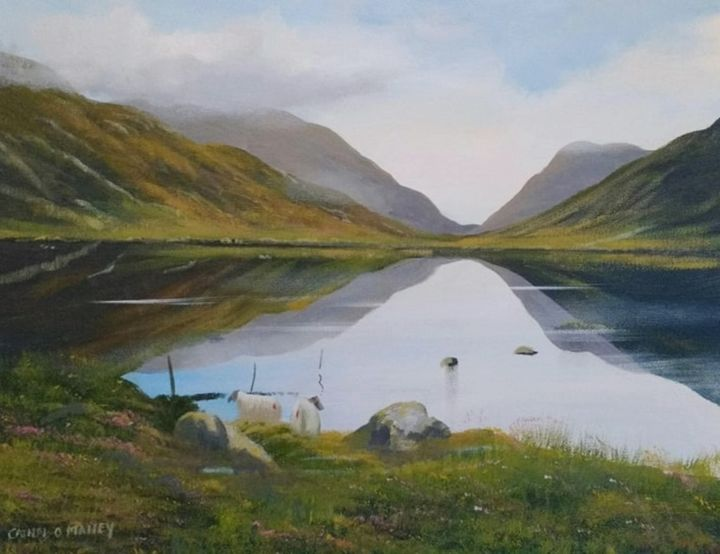 Cathal O Malley - Gap of dunloe