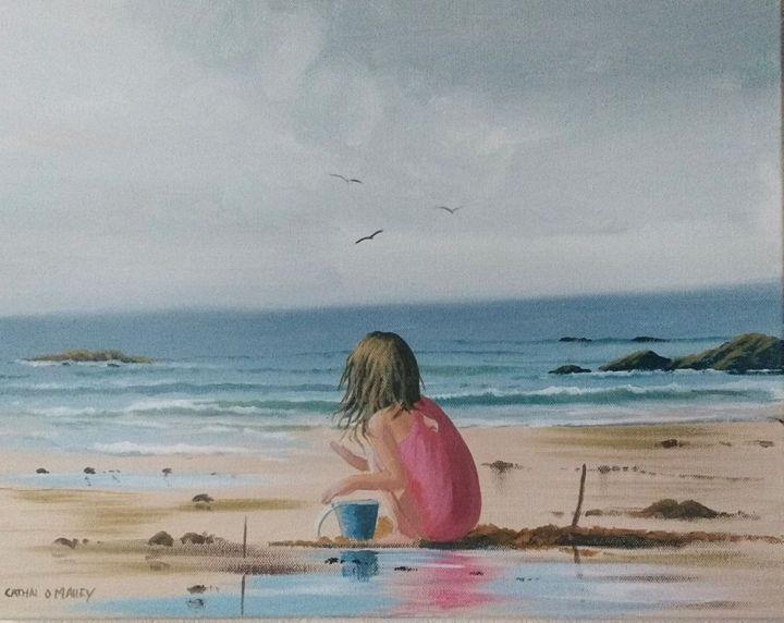 Cathal O Malley - summer girl
