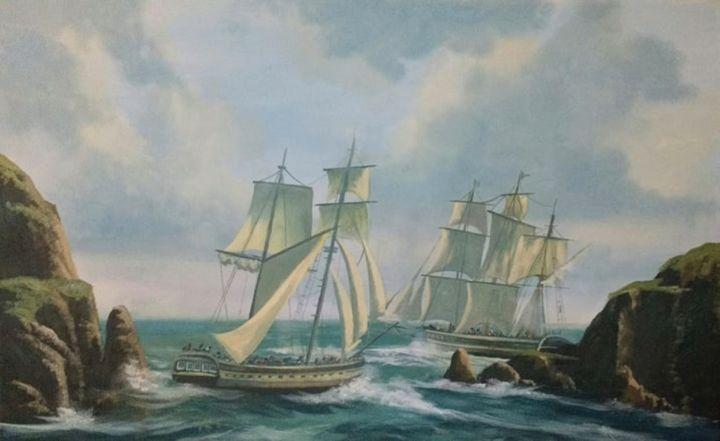 Cathal O Malley - HIGH SEAS