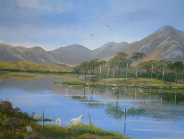 Cathal O Malley - pine island