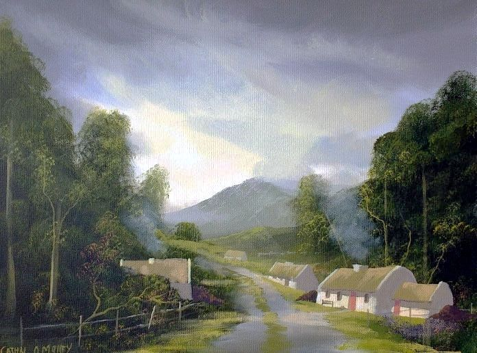 Cathal O Malley - The road home