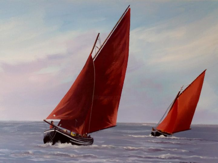 Cathal O Malley - The galway hookers