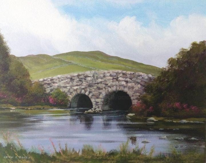 Cathal O Malley - quiet man bridge