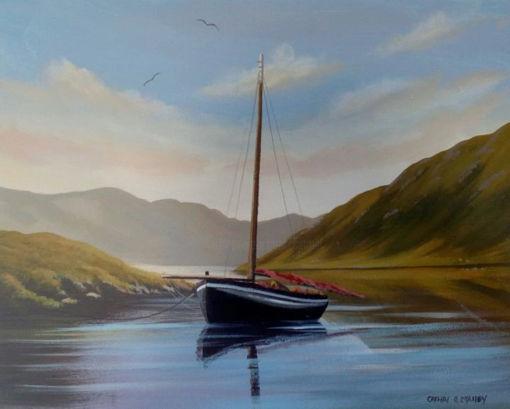 Cathal O Malley - connemara morning